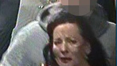 Police want to speak to this woman in connection with an assault on a homeless woman at Wanstead Tube station. Picture...