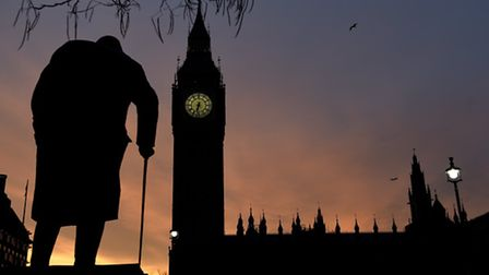 Today Parliament dissolved, marking the official start of 2015's general election campaigning (Pic b