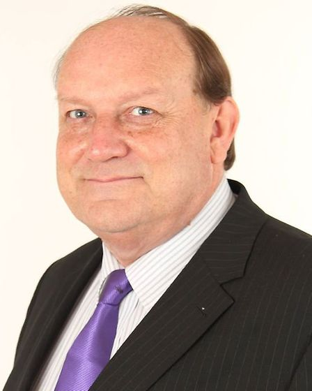 Daniel Oxley, Ukip candidate for East Ham