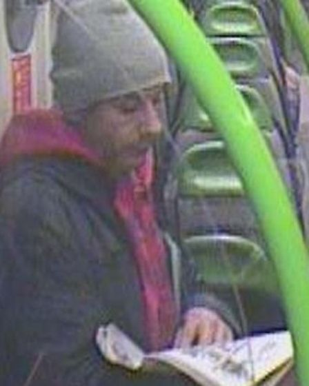 Do you know this man? (Picture: BTP)