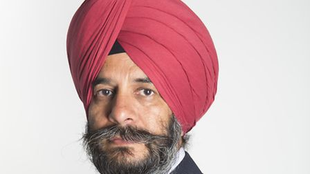 Jas Athwal, leader of the Redbridge Labour Group