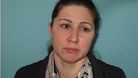 Brunlida Krasniqi, 35. Picture: National Crime Agency