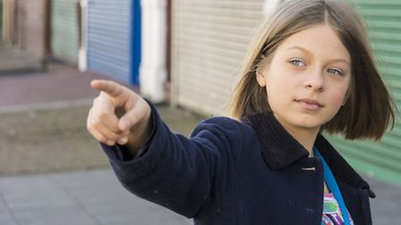 Natalia 13, from Manor Park was praised by the fire brigade for her quick thinking when she spotted
