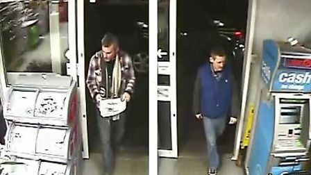 The two images issued by police. Picture: Essex Police