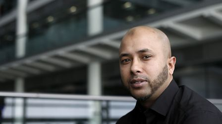 Afsar Ali, the father of Ayesha Ali, whose mother Polly Chowdhury has been found guilty at the Old B