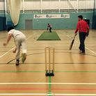 Action from the latest indoor cricket fixtures at UEL