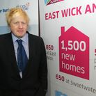 The Mayor of London hailed the homes being ready six years early