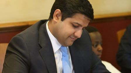 East Ham Tory candidate Samir Jassal criticised a culture of not working