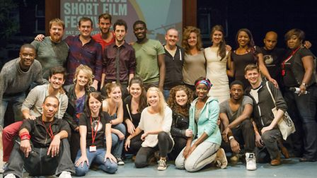 Monologue Slam UK gives 20 young actors the chance to show off their talent to casting professionals