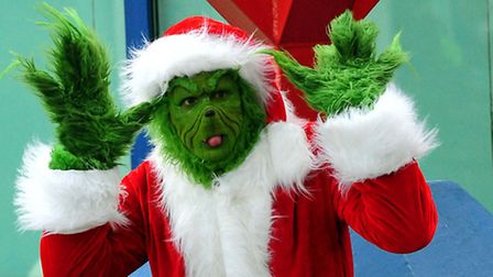 The Grinch is a Dr Seuss character famed for hating Christmas