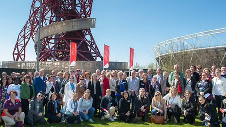 More than 70 delegates attended Newham CCG's experience day