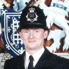 Pc Phillip Walters, who was shot dead on April 18 1995.