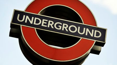 The Central Line has severe delays.