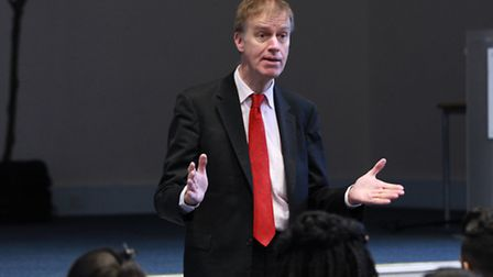 Labour's candidate for East Ham, Stephen Timms, will face questions on transport
