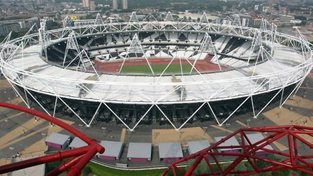 The fun run will take place in the Olympic Park