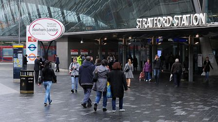 Stratford station is set to lose all of its ticket offices (Pic by Nick Ansell/PA)