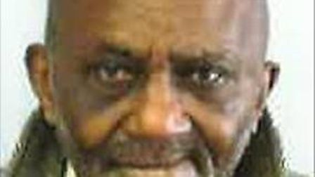 Stanley Henry is missing from Newham
