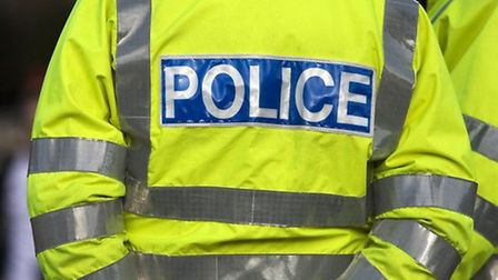 Police forced entry into the Grove Road house on Tuesday