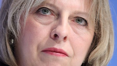 Theresa May's opponents fear her proposals will stifle free speech on campus (Pic by Dan Kitwood/ Ge