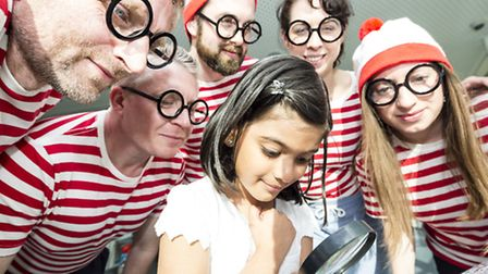 A Where's Wally experience is coming to the ArcelorMittal Orbit this half term.