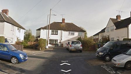 Gravel Close, Chigwell. Picture: Google Street View