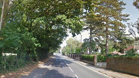 High Road, Chigwell. Picture: Google Street View