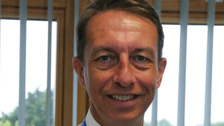 Matthew Hopkins, Chief Executive of Queen's and King George hospitals