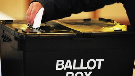 The polls are open from 7am until 10pm