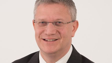 Conservative's Parliamentary Candidate for Romford, Andrew Rosindell.