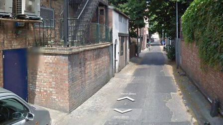 Heron Mews, Ilford. Picture: Google Street View