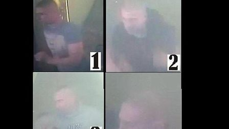 CCTV images released following attack at Forest Gate station (British Transport Police)