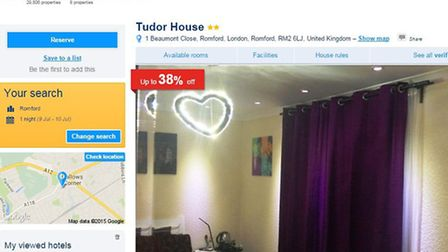 Tudor House is offering a 38pc discount after being told to close by LFB officers