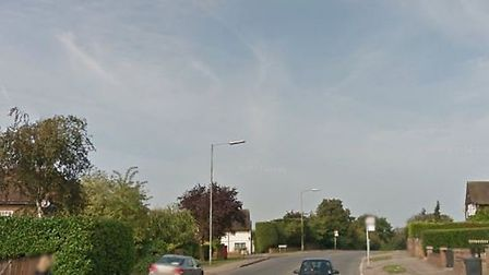 Chigwell Rise, where the incident happened on Sunday. Pic: Google Streetview