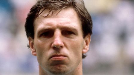 Alvin Martin appeared for England at the 1986 World Cup in Mexico (pic: EMPICS)