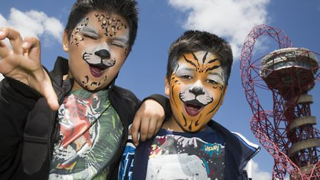 Thousands flocked to picnic parties over the weekend