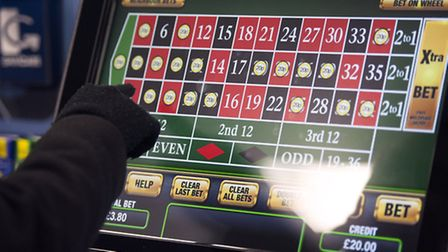 Participants spoke of addictions to fixed odd betting terminals (Picture: PA Images/Daniel Hambury)