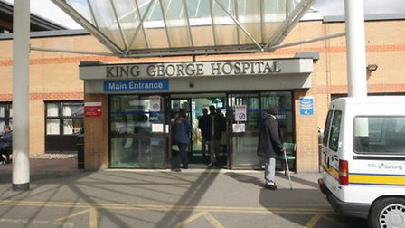 Patients at Queen's and King George Hospitals have said they use A&E for a second opinion