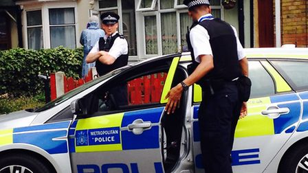 Mark Hayes has been charged with the murder of his mother Phyllis Hayes in Stratford