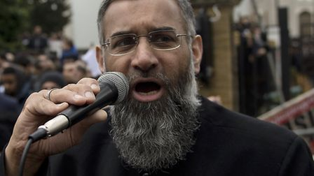 A Forest Gate mosque's spokesman said choudary is not welcome in Newham. (Pic by PA/ Hannah McKay)