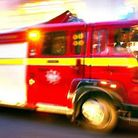 Two fire engines from Barking and Dagenham attended the incident