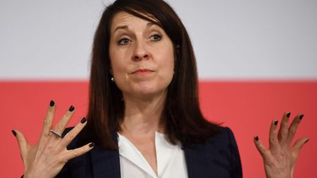 Labour leadership contender Liz Kendall is the Ilford MPs' pick.