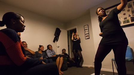 A Home Theatre performance last year