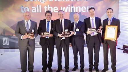 London City Airport wins top award for fourth year in a row
