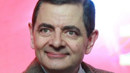 Rowan Atkinson has been having his say on the burka row. Picture: VCG/VCG via Getty Images