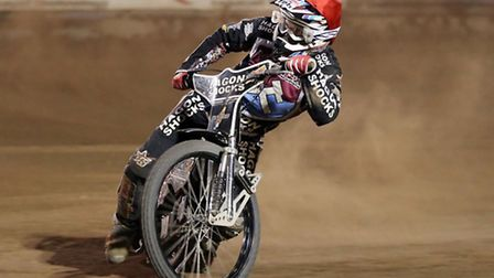 Edward Kennett of Lakeside Hammers (pic: Rob Newell/TGSPHOTO)