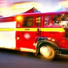 Fire crews were called to Daisy House for a suspected arson early this morning