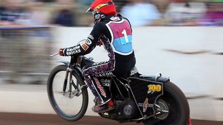 Andreas Jonsson of Lakeside Hammers (pic: Rob Newell/TGSPHOTO)
