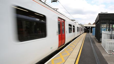 The 7.09am Gidea Park to Liverpool Street train has been cancelled.