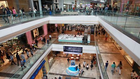 Westfield Stratford City's expansion plans include more than 1,200 homes