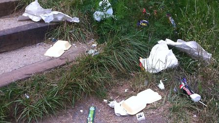Chafford Hundred residents are calling on the council to keep their area tidy